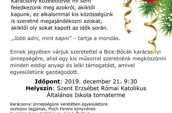 bóca_karácsony